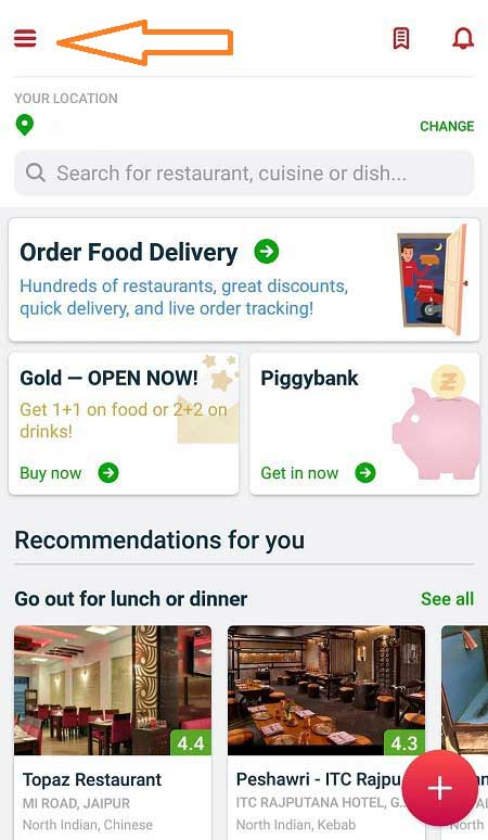 how to remove paytm account from zomato - Gotechnew