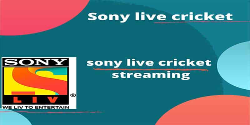 sony live cricket