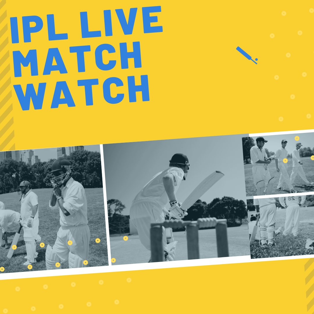 How to watch ipl live match free